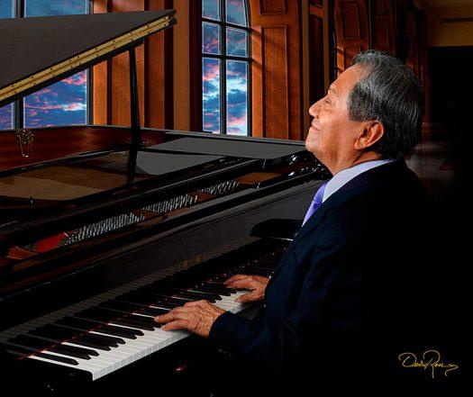Armando Manzanero Canché - Cantautor, Músico, Compositor y Productor Musical - David Ross - Fotógrafo de Músicos y Artistas