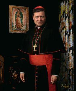 Cardenal Norberto Rivera Carrera - Arzobispo Primado Emérito de México - David Ross - Fotógrafo de Personalidades