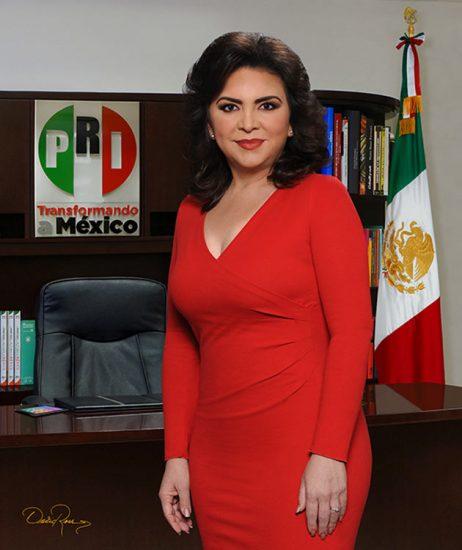 Ivonne Ortega Pacheco - Secretaria General del Partido Revolucionario Institucional 2012-2015 - David Ross - Fotógrafo de Políticos