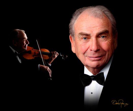 Léon Spierer - Violinista - David Ross - Fotógrafo de Músicos y Artistas