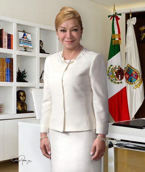 Ana María Balderas Trejo - Presidenta Municipal de Atizapán de Zaragoza - David Ross - Fotógrafo de Presidentes Municipales