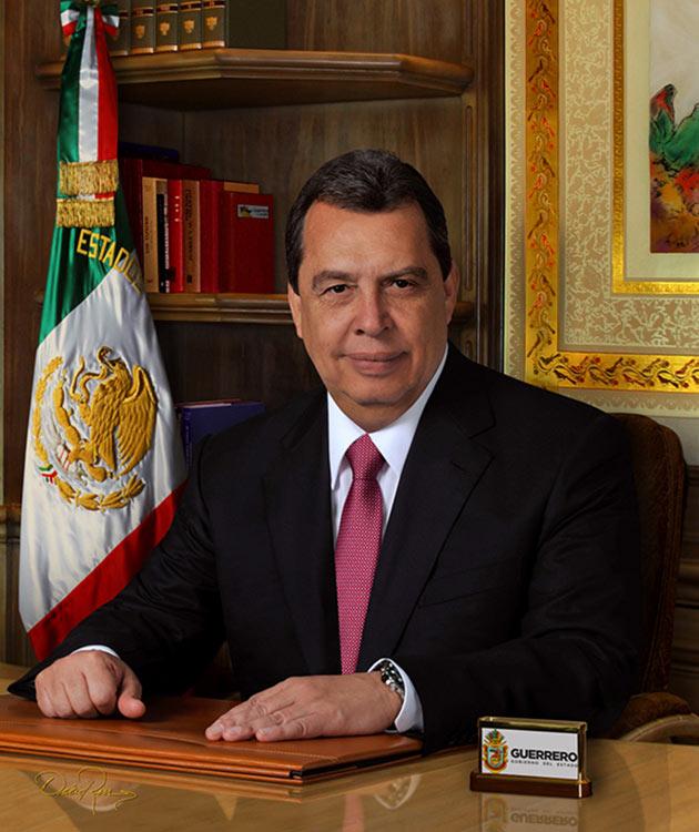 Ángel Heladio Aguirre Rivero - Gobernador de Guerrero 2011-2014 - David Ross - Fotógrafo de Gobernadores