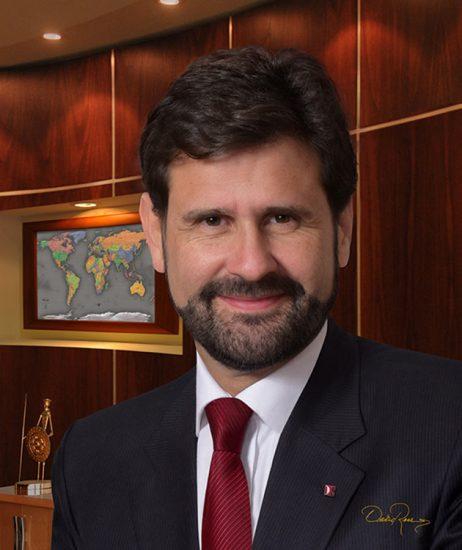 Antonio Sola - Vicepresidente Mundial del Centro de Estudios para las Radio - David Ross - Fotógrafo de Consultores