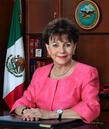 Aracely Escalante Jasso - Presidenta Municipal de Ciudad del Carmen 2009-2012 - David Ross - Fotógrafo de Presidentes Municipales