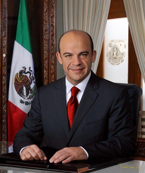 Arnoldo Rodríguez Reyes - Presidente Municipal de Zacatecas 2010-2013 - David Ross - Fotógrafo de Presidentes Municipales