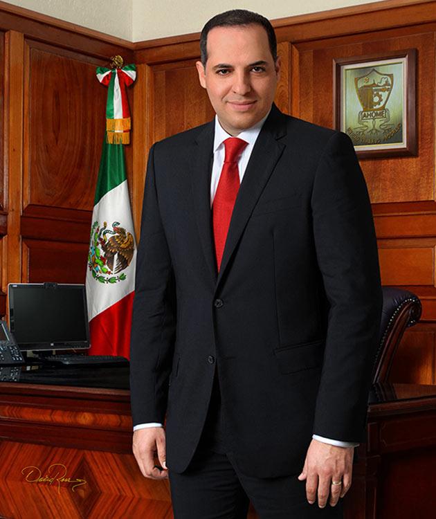 Arturo Duarte García - Presidente Municipal de Los Mochis Sinaloa 2014-2016 - David Ross - Fotógrafo de Presidentes Municipales