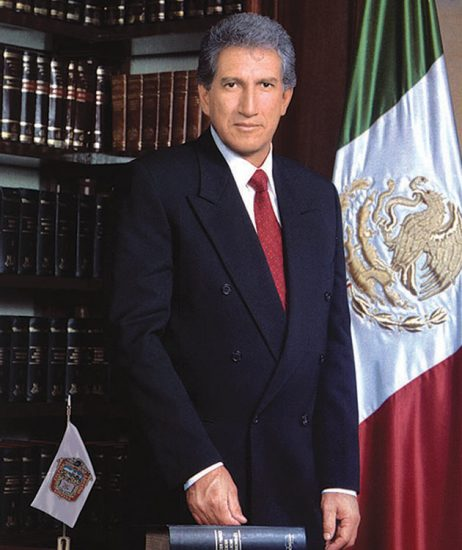 Arturo Montiel Rojas - Gobernador del Estado de México 1999-2005 - David Ross - Fotógrafo de Gobernadores
