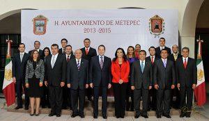 Ayuntamiento de Metepec 2013-2015 - David Ross - Fotografo de Grupos