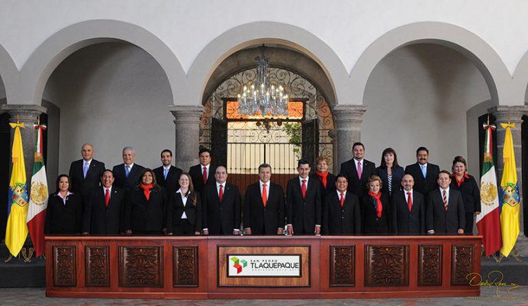 Ayuntamiento de Tlaquepaque, Jalisco 2012-2015 - David Ross - Fotografo de Grupos