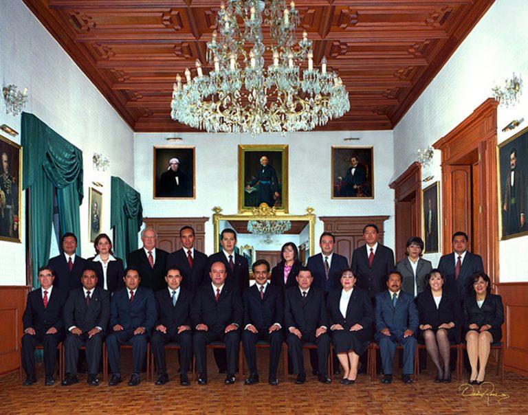 Ayuntamiento de Toluca 2003-2006 - David Ross - Fotografo de Grupos