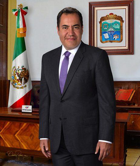 Carlos Herrera Tello - Presidente Municipal de Zitácuaro Michoacán 2015-2018 / 2018-2021 - David Ross - Fotógrafo de Presidentes Municipales