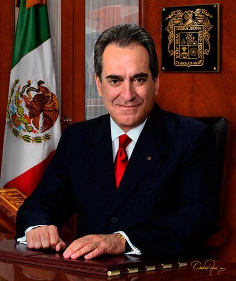 Carlos Lozano de la Torre - Gobernador de Aguascalientes 2010-2016 - David Ross - Fotógrafo de Gobernadores