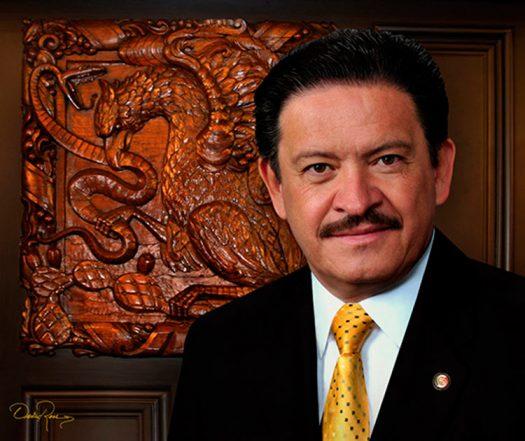 Carlos Navarrete Ruíz - Político mexicano, miembro del Partido de la Revolución Democrática - David Ross - Fotógrafo de Políticos
