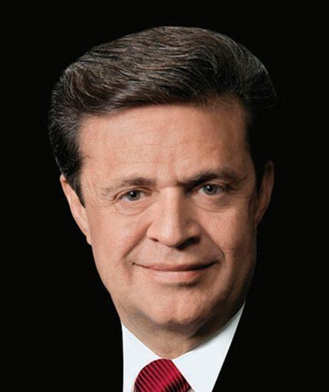 Carlos Peralta - Presidente y Director General de Grupo IUSA - David Ross - Fotógrafo de Empresarios