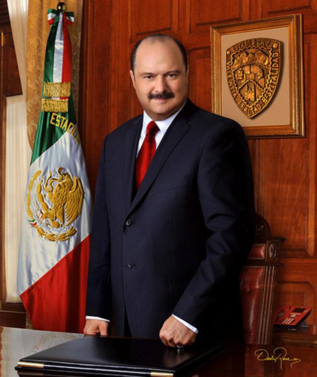 César Horacio Duarte Jáquez - Gobernador de Chihuahua 2010-2016 - David Ross - Fotógrafo de Gobernadores