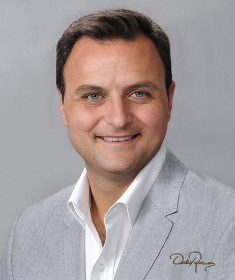 Daniel Hernán Ivoskus - Consultor Político, Presidente de la Cumbre Mundial de Comunicación Política - David Ross - Fotógrafo de Consultores