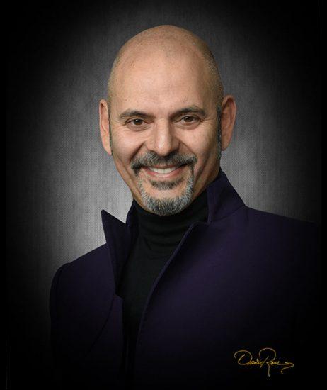 Daniel Stulin - Escritor, Investigador y Orador Lituano - David Ross - Fotógrafo de Escritores