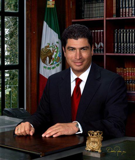David Velasco Chedraui - Presidente Municipal de Xalapa 2008-2010 - David Ross - Fotógrafo de Presidentes Municipales