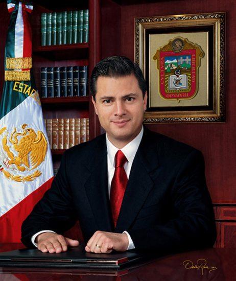 Enrique Peña Nieto - Gobernador del Estado de México 2005-2011 - David Ross - Fotógrafo de Gobernadores