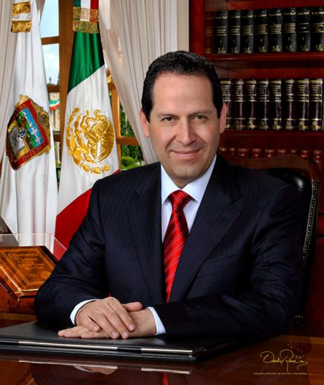 Eruviel Ávila Villegas - Gobernador del Estado de México 2011-2017 - David Ross - Fotógrafo de Gobernadores