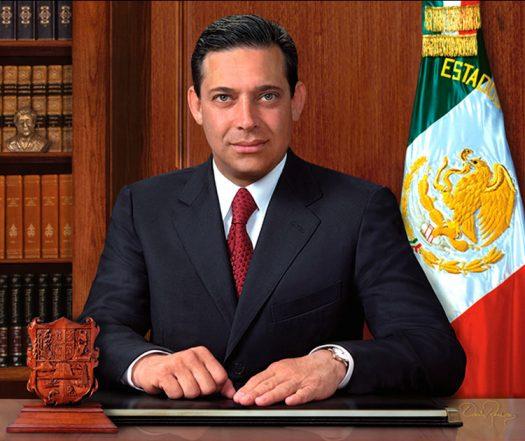 Eugenio Javier Hernández Flores - Gobernador de Tamaulipas 2005-2010 - David Ross - Fotógrafo de Gobernadores