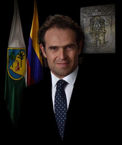 Federico Gutiérrez - Alcalde de Medellín Colombia por el Movimiento Creemos - Fotógrafo de Políticos