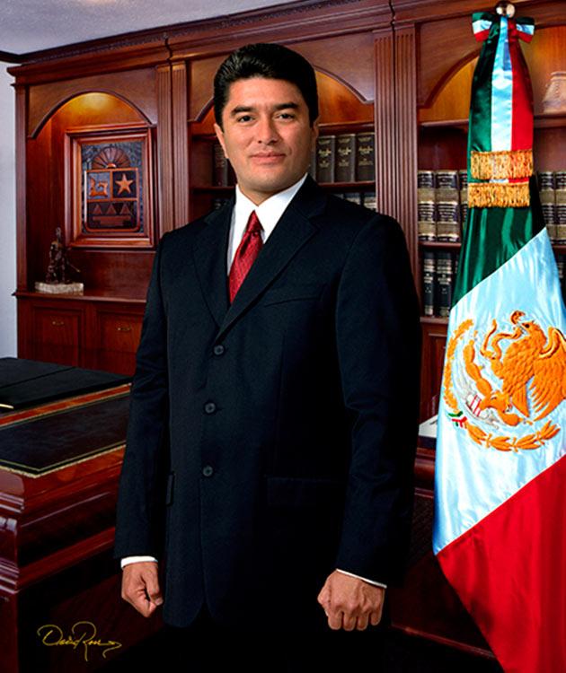 Félix González Canto - Gobernador de Quintana Roo 2005-2011 - David Ross - Fotógrafo de Gobernadores