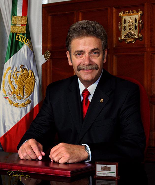 Fernando Toranzo Fernández - Gobernador de San Luis Potosí 2009-2015 - David Ross - Fotógrafo de Gobernadores