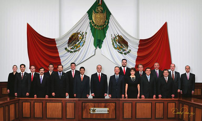 Gabinete Estatal Querétaro 2009-2015 - David Ross - Fotografo de Grupos