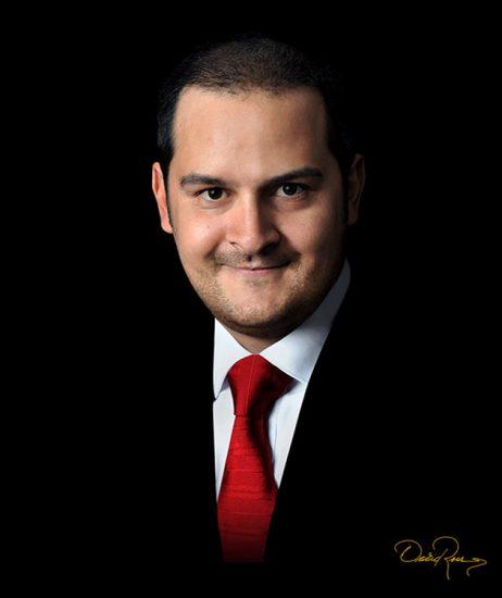 Gerardo Briones - Publicista y Fundador de Promogroup - David Ross - Fotógrafo de Publicistas