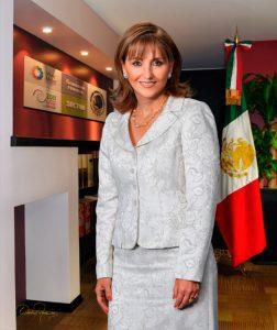 Gloria Guevara Manzo - Secretaria de Turismo 2010-2012 - David Ross - Fotógrafo de Funcionarios Públicos