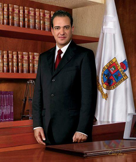 Gonzalo Alarcón Bárcena - Presidente Municipal de Atizapán de Zaragoza 2006-2009 - David Ross - Fotógrafo de Presidentes Municipales