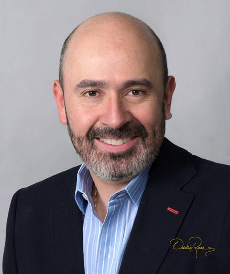 Gustavo Rentería - Periodista - David Ross - Fotógrafo de Comunicadores