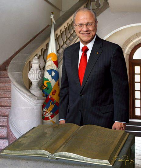 Héctor Agustín Murguía Lardizábal - Presidente Municipal de Juárez, Chihuahua 2010-2013 - David Ross - Fotógrafo de Presidentes Municipales