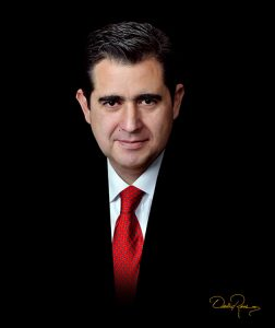 Héctor de la Cruz Ostos - Ex Director Administrativo de CFE - David Ross - Fotógrafo de Funcionarios Públicos
