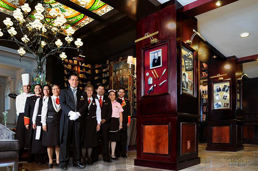 Hotel Geneve Ciudad de México - David Ross - Fotógrafo de Grupos