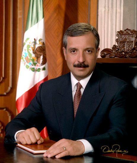 Ignacio Loyola Vera - Gobernador de Querétaro 2005-2007 - David Ross - Fotógrafo de Gobernadores
