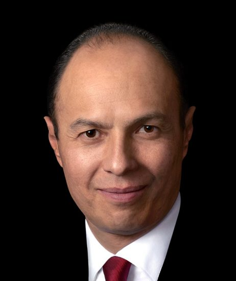 Ing. Mario Luis Salazar Lazcano - Presidente de la Cámara Nacional de Empresas de Consultoría - David Ross - Fotógrafo de Empresarios