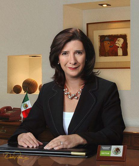 Jacqueline Arzoz Padrés - Subsecretaria de Planeación Turística 2009 - David Ross - Fotógrafo de Funcionarios Públicos