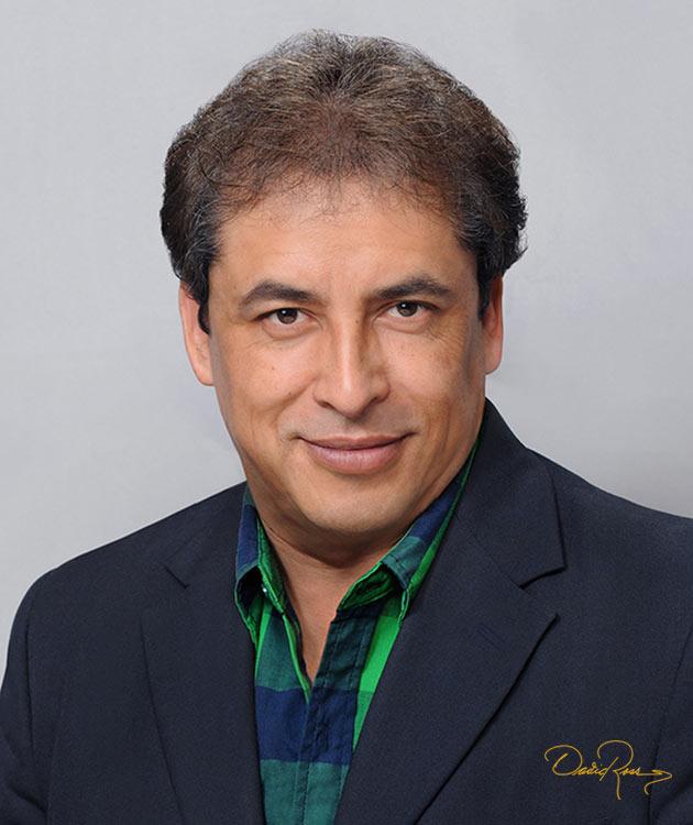 Jaime Narvaez Piña - Consultor, Presidente de AICOP y de la Cumbre Latinoamericana - David Ross - Fotógrafo de Consultores
