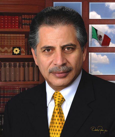 Jesús Ortega - Dirigente Nacional del Partido de la Revolución Democrática - David Ross - Fotógrafo de Políticos