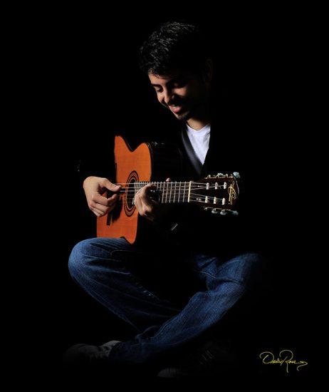 Jordi Arán Méndez Barjau - Músico - David Ross - Fotógrafo de Músicos y Artistas