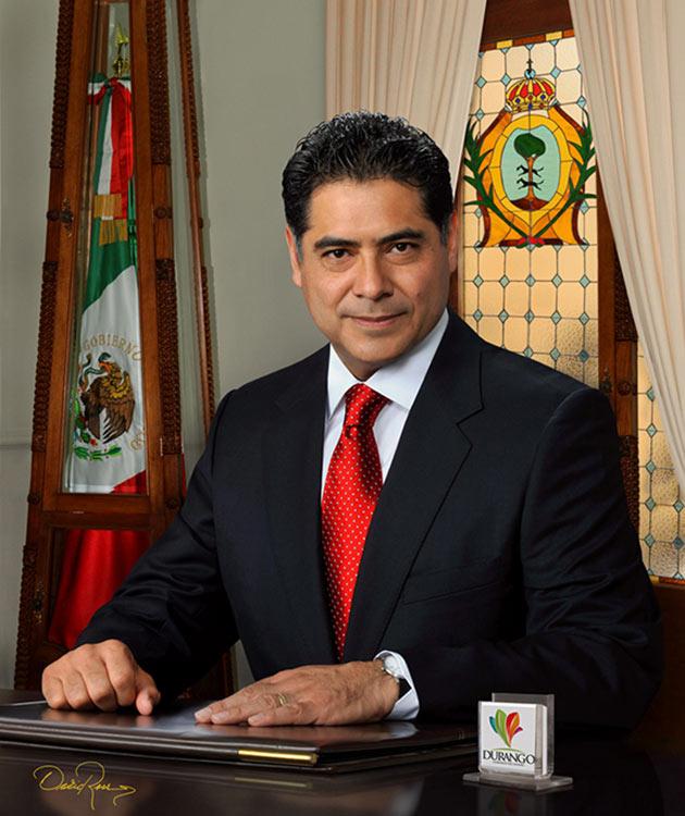 Jorge Herrera Caldera - Gobernador de Durango 2010-2016 - David Ross - Fotógrafo de Gobernadores