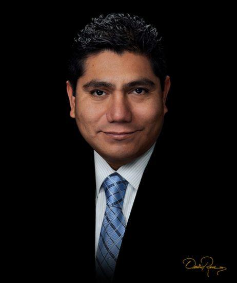 Jorge Luis Preciado Rodríguez - Político mexicano, miembro del Partido Acción Nacional - David Ross - Fotógrafo de Políticos