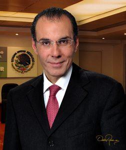 Jorge Mezher Rage - Secretario de Planeación de la Secretaría de Turismo Federal - David Ross - Fotógrafo de Funcionarios Públicos