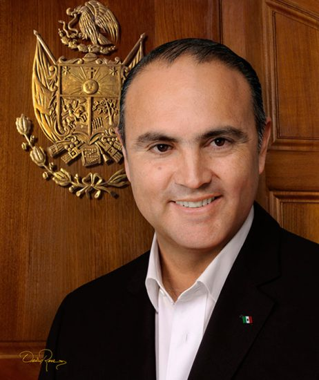 José Eduardo Calzada Rovirosa - Gobernador de Querétaro 2009-2015 - David Ross - Fotógrafo de Gobernadores