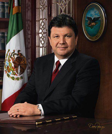 José Ignacio Seara - Presidente Municipal de Ciudad del Carmen, Campeche 2008 - David Ross - Fotógrafo de Presidentes Municipales