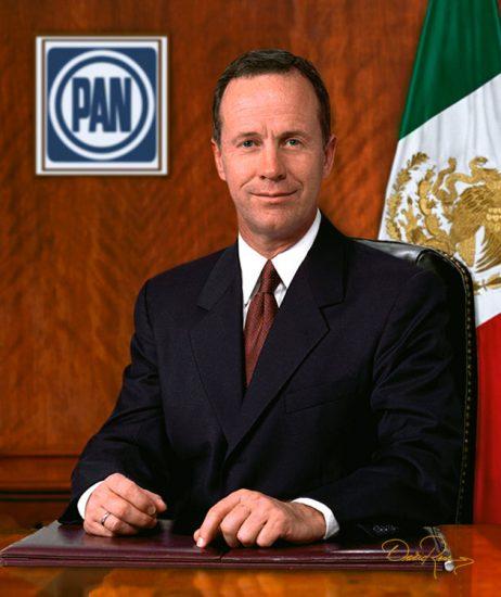 José Luis Luege Tamargo - Secretario del Medio Ambiente Recursos Naturales - David Ross - Fotógrafo de Políticos