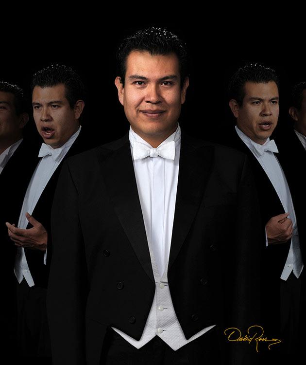 José Luis Reynoso Martínez - Cantante Bajo de Ópera - David Ross - Fotógrafo de Músicos y Artistas
