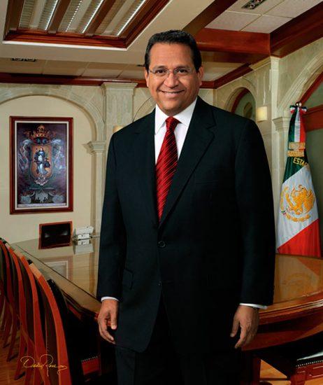 Juan Manuel Oliva Ramírez - Gobernador de Guanajuato 2006-2012 - David Ross - Fotógrafo de Gobernadores